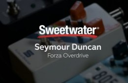 Seymour Duncan Forza Overdrive Pedal Demo