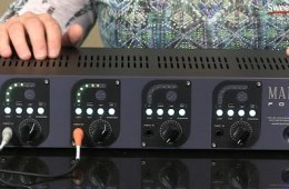 Manley Force 4-channel Mic Preamp Overview by Sweetwater Sound