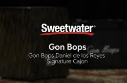 Gon Bops Daniel de los Reyes Signature Cajon Review by Sweetwater