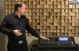 Allen & Heath GLD-80 Digital Mixing Console Overview