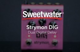 Strymon DIG Dual Digital Delay Pedal Review by Sweetwater