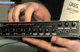 Steinberg UR44 Audio Interface Overview – Sweetwater at Winter...