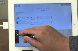 "Chromatic Labs Inc. ""Tabular"" Tab and Notation App Demo..."