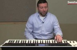 Nektar Panorama P6 61-key MIDI Controller Keyboard Demo