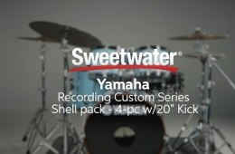 Yamaha Recording Custom Series Drum Review