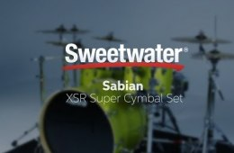 Sabian XSR Cymbal Super Pack Review by Sweetwater