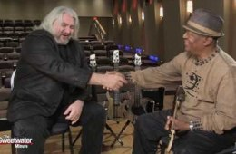 Interview with Bassist Bakithi Kumalo – Sweetwater Minute Vol. 218