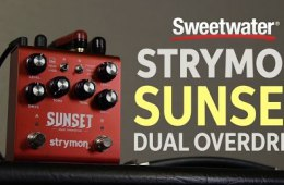 Strymon Sunset Dual Overdrive Pedal Review