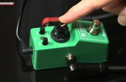 Ibanez Tube Screamer Mini Overdrive Pedal Review by Sweetwater Sound