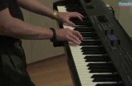 Kawai MP7 Stage Piano Demo