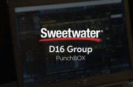 D16 Group PunchBOX Kick Drum Synthesizer Demo