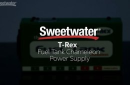 T-Rex Fuel Tank Chameleon Pedalboard Power Supply Overview