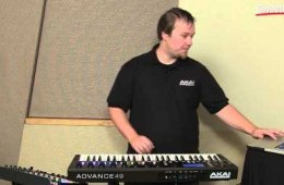 Akai Professional Advance 61 Keyboard Controller Demo by Sweetwater