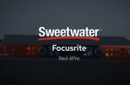 Focusrite Red 4Pre Mic Preamp/Audio Interface Overview by Sweetwater