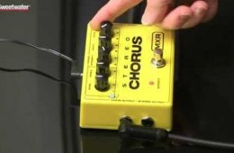 MXR Stereo Chorus Pedal Review by Sweetwater Sound