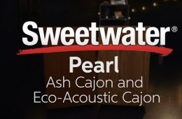 Pearl Ash Cajon and Eco Acoustic Cajon Review