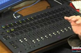 Avid Pro Tools S3 Control Surface Review – Sweetwater's...