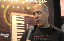 Sweetwater Minute – Vol. 181, Dave Smith Interview at Winter NAMM 2013