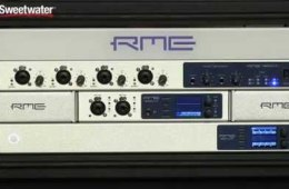 RME Fireface 802 Audio Interface Overview