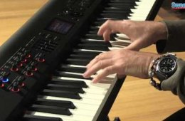 Roland RD-800 88-key Stage Piano Demo