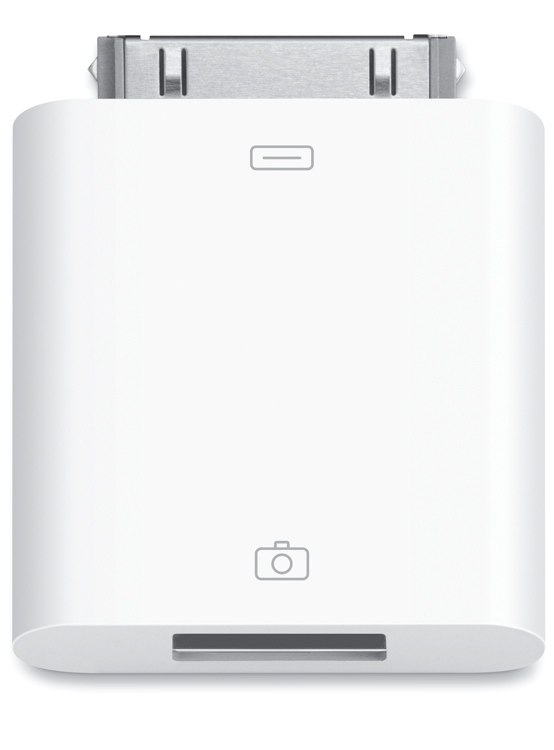 iPadCameraKit