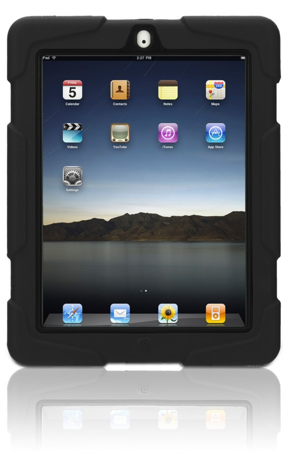 iPadSurvCase