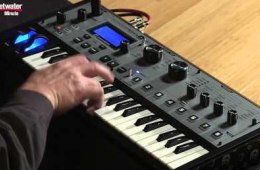 Novation MoroderNova Synthesizer Review by Sweetwater