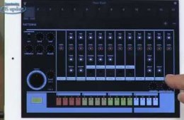 """BOOM! 808"" Drum Machine App Demo..."