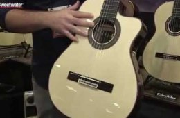 Summer NAMM 2015: Cordoba 55FCE Guitar Overview by Sweetwater