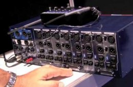 Radial Workhorse – Sweetwater NAMM 2011