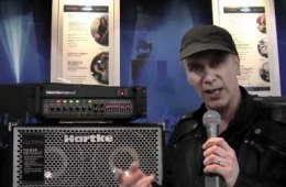 Billy Sheehan Introduces the Kilo Amp – Sweetwater NAMM 2011