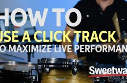 How to Use a Click Track to Maximize Live Performance