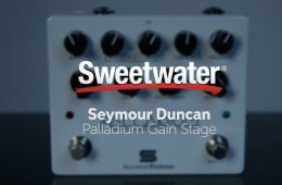 Seymour Duncan Palladium Gain Stage Pedal Review