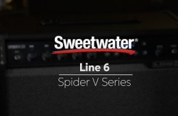 Line 6 Spider V Combo Amplifier Demo by Sweetwater
