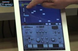 "Korg ""Gadget"" Music Production App Demo..."