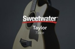 Taylor 714ce Acoustic-electric Guitar Review by Sweetwater