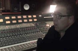 Brad Lunde from TransAudio Group at EastWest Studios