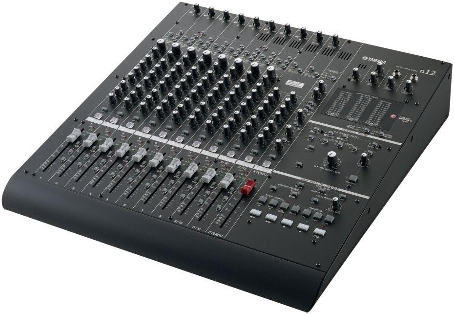 Yamaha n8 and n12 Mixers