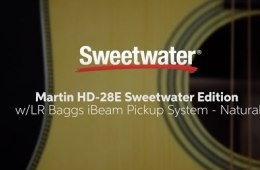 Martin HD-28E Sweetwater Edition w/LR Baggs iBeam Pickup System by...