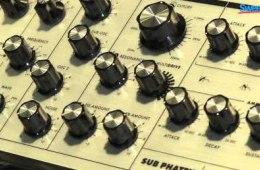Moog Music Sub Phatty Analog Synthesizer – Sweetwater at Winter...