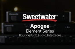 Apogee Element Audio Interface Series Overview