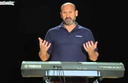 Yamaha PSR-A3000 World Arranger Keyboard Demo by Sweetwater