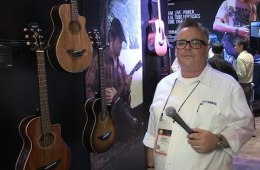 Winter NAMM 2016: Yamaha APX T2EW Acoustic-electric Guitar