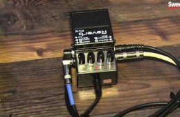 Summer NAMM 2015: BOSS RV-6 Reverb Pedal Demo by Sweetwater