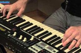 Hammond SK1-88 Portable Piano/Organ Demo at GearFest '13
