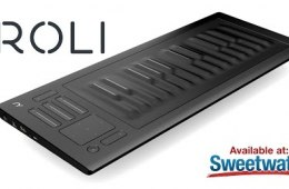 ROLI Seaboard RISE Keywave Controller Demo with Jordan Rudess