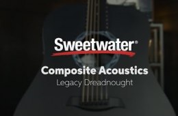 Composite Acoustics Legacy Dreadnought Overview by Sweetwater