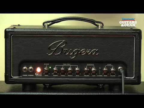bugera g5 infinium tube amplifier head review by sweetwater sound sweetwater. Black Bedroom Furniture Sets. Home Design Ideas