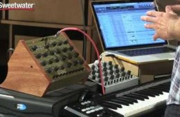 Studio Electronics Boomstar SE80 Analog Synthesizer Demo