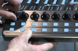 Behringer X-Touch Mini Overview – Sweetwater at Winter NAMM 2014